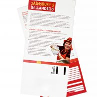 Perforated Response Mailer