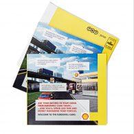 Glued Envelope Mailer & Enclosure