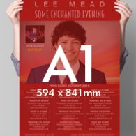Extra large posters