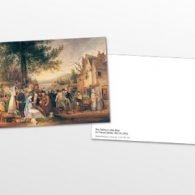Art & Museum postcards