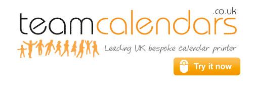 Specialist calendar website launch